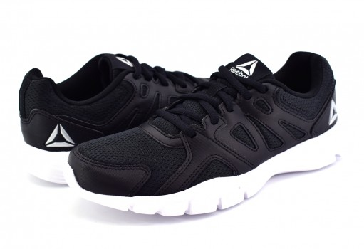 REEBOK BS9987 BLACK/WHITE/SILVER TRAINFUSION NINE 3  22-27