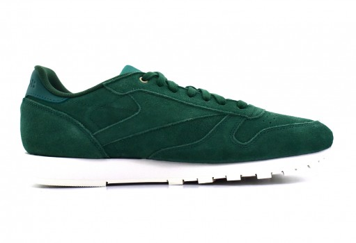 REEBOK CM9607 FERN GREEN/CHALK CL LEATHER MCC  25-30