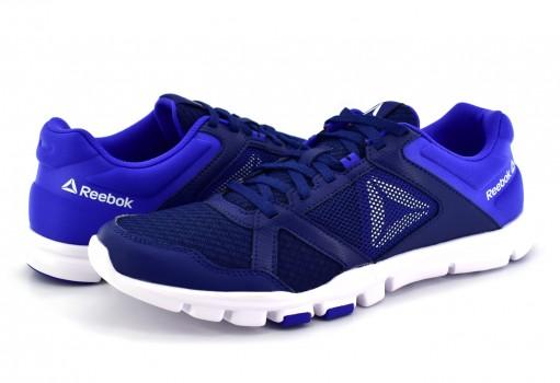 REEBOK CN2763 ACID BLUE/WASHED BLUE/WHITE YOURFLEX TRAIN 10 M 25