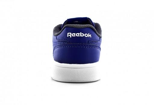 REEBOK CN4820 BUNKER BLUE/SHARK/WH ROYAL COMPLETE CLN 2V  12-16