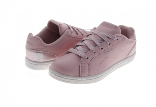 REEBOK CN5070 PINK/WHT/SILVER ROYAL COMPLE  17-25