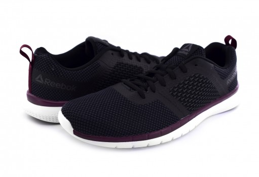 REEBOK CN5676 BLACK/COAL/GREY/WINE PT PRIME RUN  25-30