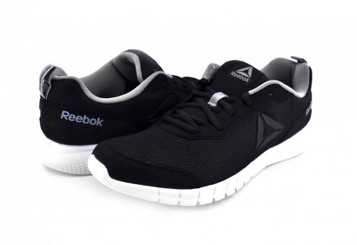 REEBOK CN5701 BLACK/WHITE REALFLEX TRAIN 5.0  23-31