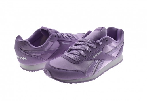 REEBOK DV3998 PURPLE FREEZE/WHITE ROYAL CL JOGGER 2  17-22