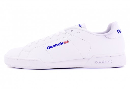 REEBOK V68715 SLAM-WHITE/WHITE NPC II SYN  25-30