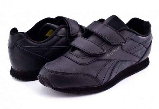 REEBOK V70471 BLACK ROYAL CLJOG  17-22