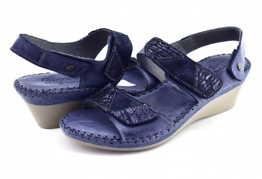 RIPOSELLA 11238 DIANA BLUE  23 28