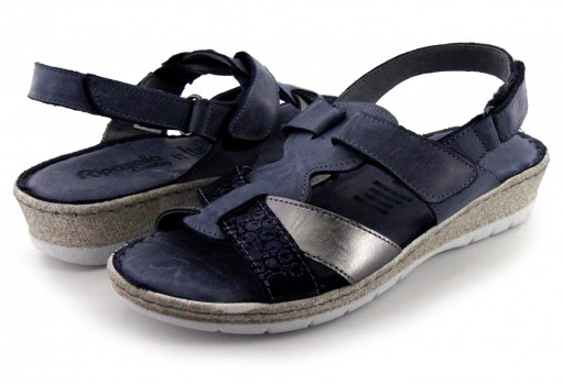 RIPOSELLA 6299 LAURA BLUE  23 28