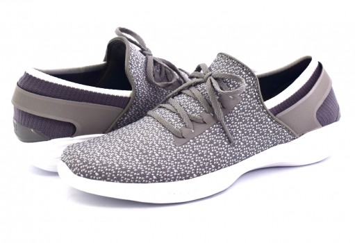 SKECHERS 14950 GRY GRIS YOU W  22-27