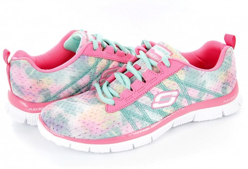 SKECHERS 81878 PKMT ROSA/MULT SKECHERS GIRLS  17-25