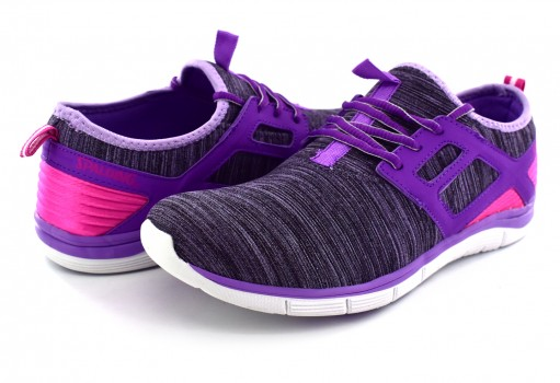SPALDING 13697 DARK/GREY/PURPLE/FUCSIA 23 27          (230;240;250;260;270)