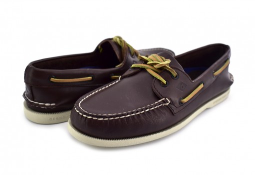 SPERRY 0 195115 0 BROWN A/O 2 EYE  25-30