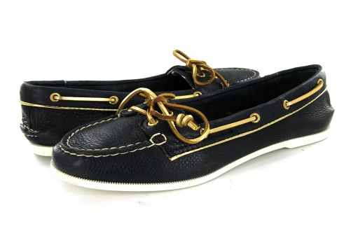 SPERRY 9 266099 NAVY AUDREY  22-27