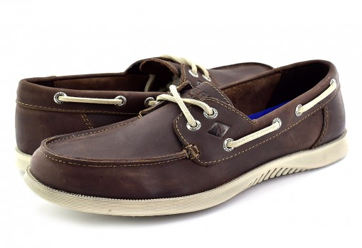 SPERRY STS 13166 STS BROWN DEFENDER 2-EYE  25-30
