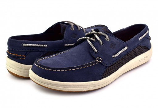 SPERRY STS 14238 STS NAVY GAMEFISH 3-EYE  25-30