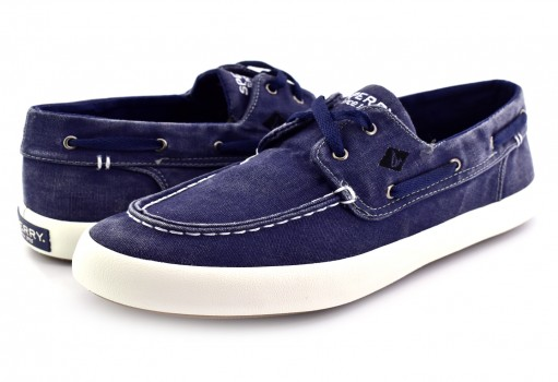 SPERRY STS 14359 STS NAVY WAHOO 2-EYE  25-30