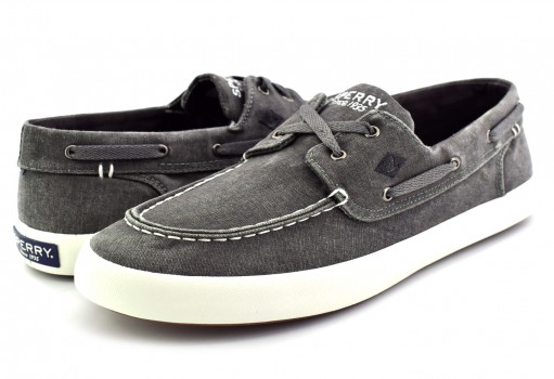 SPERRY STS 14361 STS GREY WAHOO 2- EYE  25-30