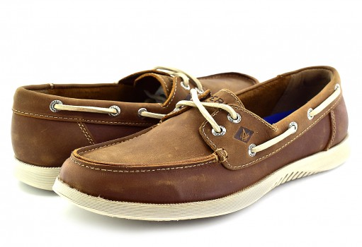 SPERRY STS 14511 TAN DEFENDER 2-EYE  25-30