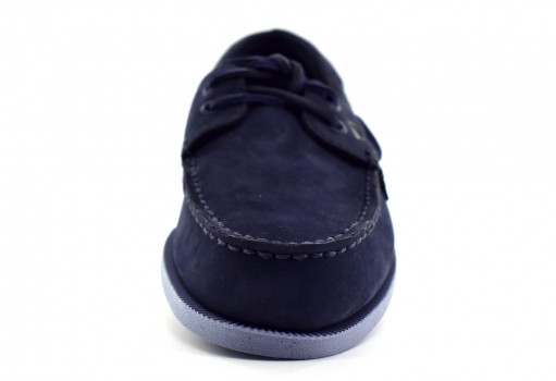 SPERRY STS 17990 NAVY/GREY A/O 2-EYE WASHABLE  25-30