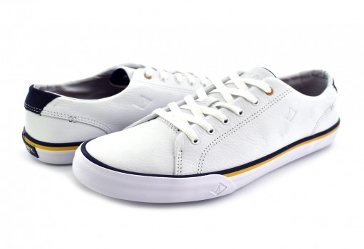 SPERRY STS 18142 WHITE STRIPER II LTT NAUTICAL  25-30