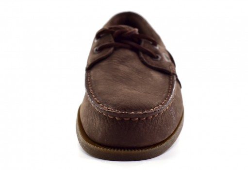 SPERRY STS 18316 BROWN/GUM A/O 2-EYE WASHABLE  25-30