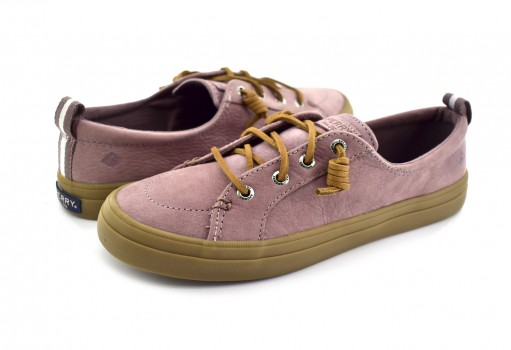 SPERRY STS 82402 STS MAUVE CREST VIBE WASHABLE LEATHER  22-27