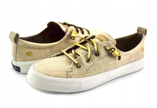 SPERRY STS 82405 GOLD CREST VIBE METALLIC  22-27