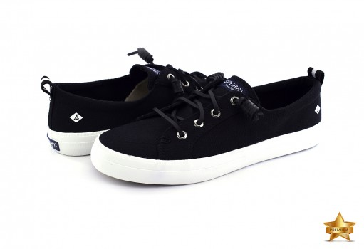 SPERRY STS 99251 BLACK CREST VIBE WSHD LINEN  22-27