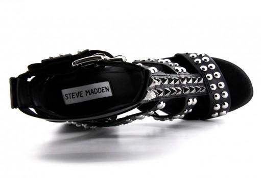STEVE MADDEN DOUBLE BLACK MULTI  22.0-27.0