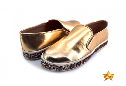 STEVE MADDEN JDISCO COPPER  19-24