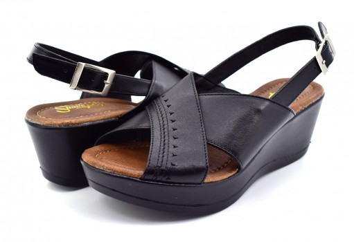 SUAVEPIES 805 NEGRO CAFE LACER  22.0 - 27.0