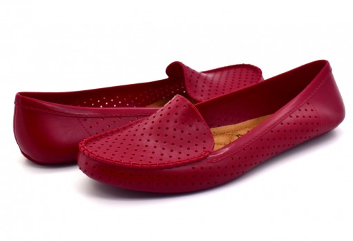 TAXI SHOES NOVO SINTETICO ROJO 23 26          (230;240;250;260)