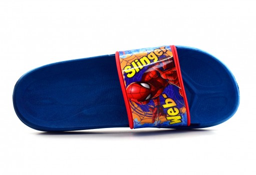 TENIS CON IMAGINACION 2405 SPIDERMAN MARINO  14-21