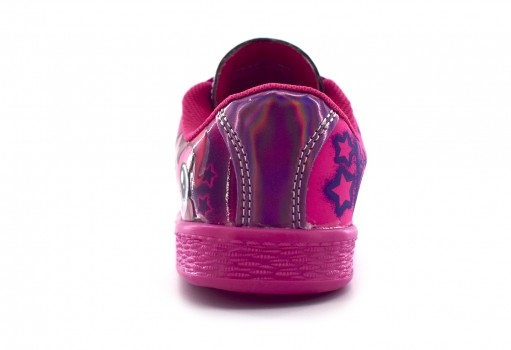TENIS CON IMAGINACION 6024 LITTLE PONY FUSHIA  14 - 21