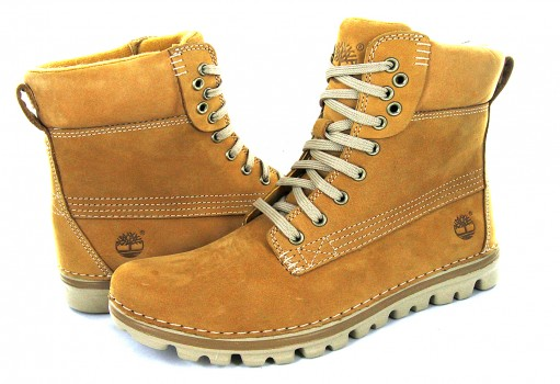 TIMBERLAND 08014R 231 WHEAT BROOKTON  22-27