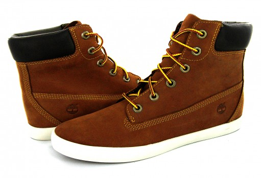 TIMBERLAND A1B3T F13 MIEL FLANNERY 6IN WHEAT  22-27