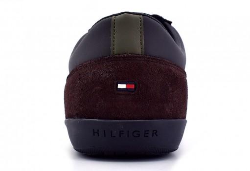 TOMMY HILFIGER FM0F M00922 904 MIDNIGHT-COFFEE BEAN R2285OYAL 3C4  25-30