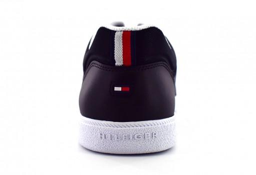 TOMMY HILFIGER FM0F M01436 990 BLACK CORE NEOPRENE CUPSOLE  25-30