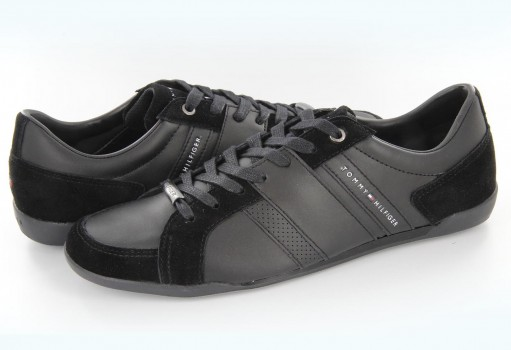 TOMMY HILFIGER FM 00649 990 BLACK ROYAL 3C2  25-30