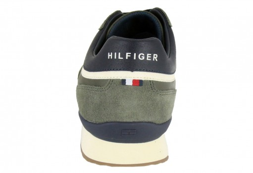 TOMMY HILFIGER FM 00963 011 DUSTY OLIVE LEEDS 1 C2  25-30
