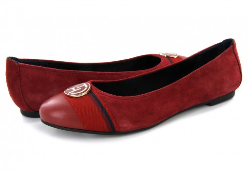 TOMMY HILFIGER FW56 819601 611 RED AMY 43C  22-27