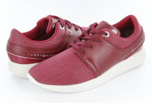 TOMMY HILFIGER FW 01000 614 SCOOTER RED SAMANTHA 2 23