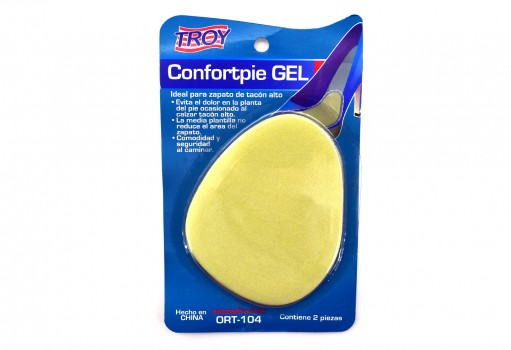 TROY ORT104 CONFORT PIE GEL VARIOS  10