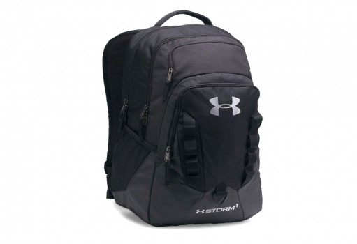 UNDER ARMOUR 1 261825 -012 BLK/BLK/STL RECRUIT BACKPACK  UNICA