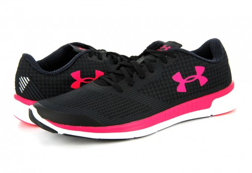 UNDER ARMOUR 1 285494 006 BLK/STY/PTP UA W CHARGED LIGHTNING  23-27