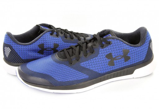 UNDER ARMOUR 1 285681 907 UBL/BTN/BLK CHARGED LIGHTNING  25-33