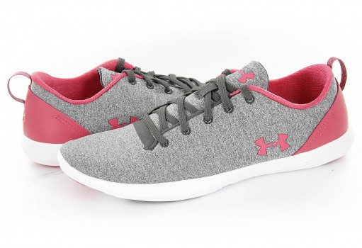 UNDER ARMOUR 1 285811 019 CHC/WHT/GAL W STREET PREC SPORT LOW  23-27