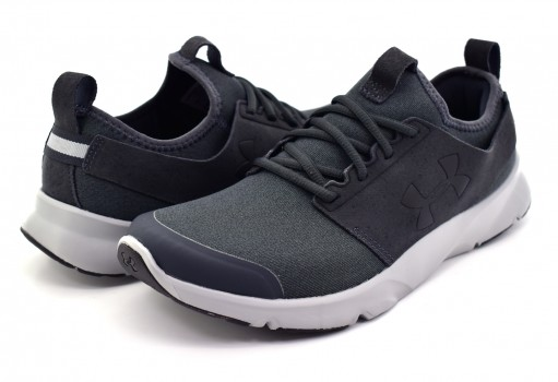 UNDER ARMOUR 1 288060 008 STEALTH GRAY DRIFT RN MINERAL  26-31