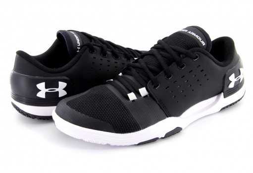 UNDER ARMOUR 1 295776 001 BLK/WHT/WHT LIMITLESS TR 3.0  25-31