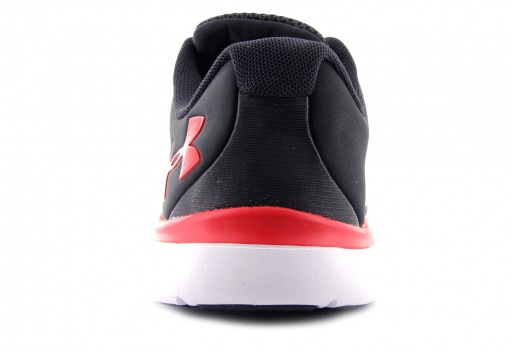 UNDER ARMOUR 1 295778 016 ATH/WHT/RED STRIVE 7  25-30